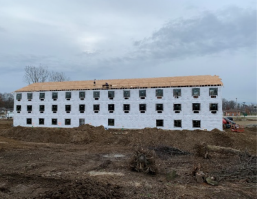 Cobblestone Hotel Urbana Construction Update